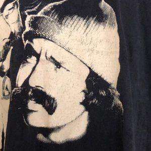 Vintage Shirts - Vintage Up in Smoke Tee